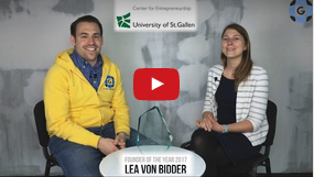 Interview with HSG Founder of the Year 2017 Lea von Bidder, Co-Founder at Ava