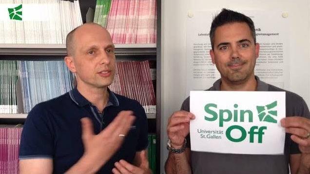 #2minutes Video: Dietmar Grichnik & Diego Probst über das neue HSG Spin-Off-Label