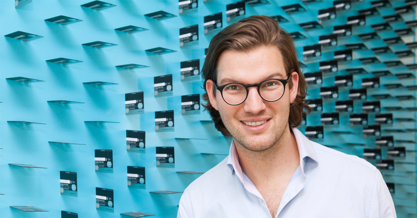 The entrepreneurial story of Valentin Stalf